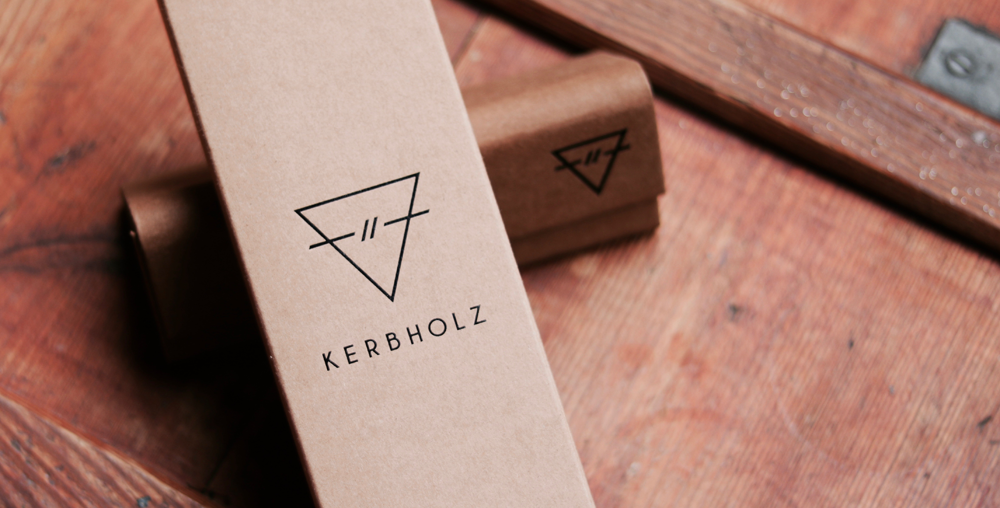 Kerbholz - Procuct Packaging