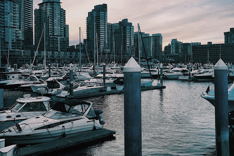 Vancouver Harbour